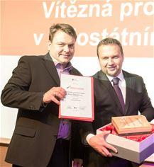 ŘEZNICKO-UZENÁŘSKÁ PRODEJNA ROKU 2016 - vítěz soutěže
