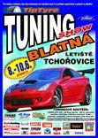 TipTyre - partner Tuning SHOW Blatná 8.-10. 6. 2007 | pneumatiky prodej