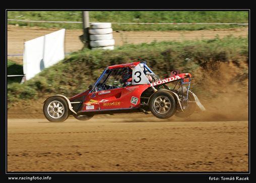 Autokros pneu ProfiCross v akci na ME v Přerově.